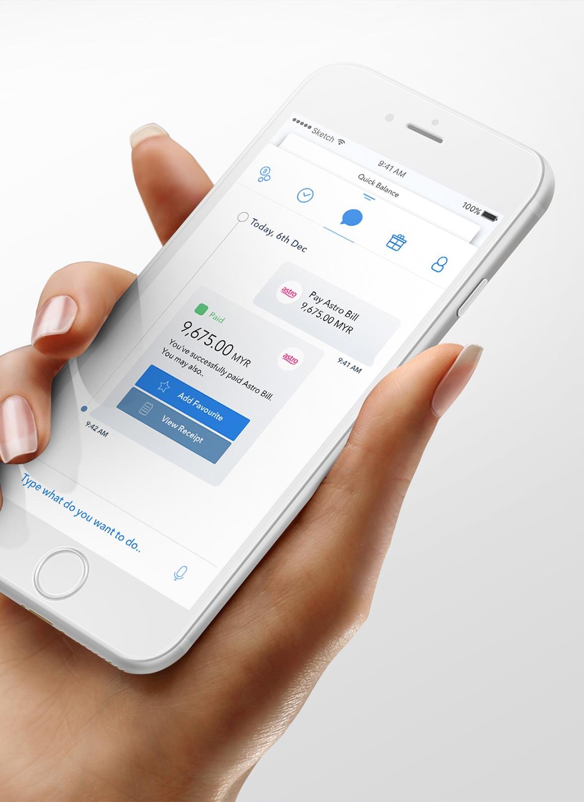 Hong Leong Bank<br>– The Intuitive Banking