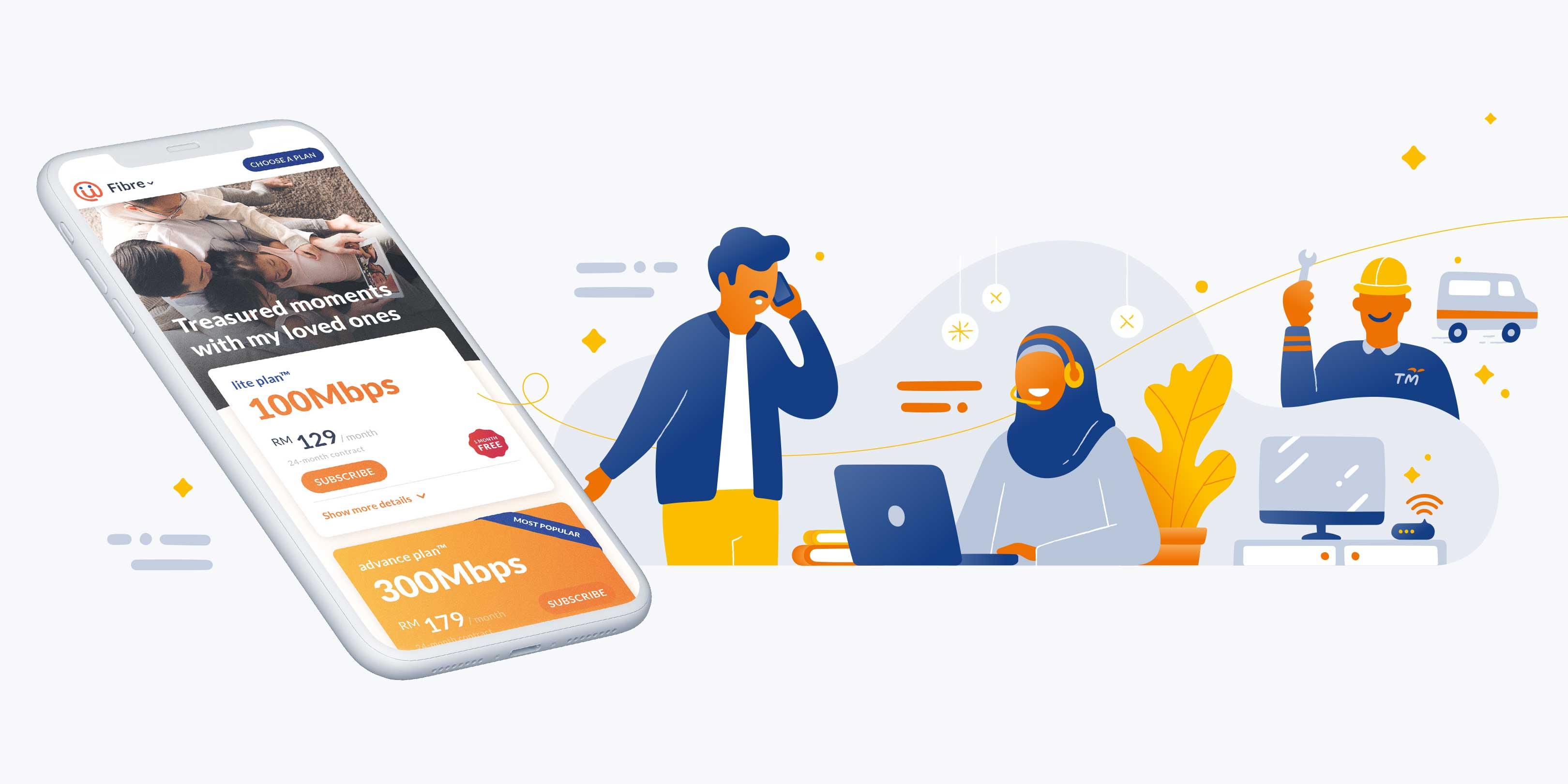 Unifi – Redefine The Brand Commerce